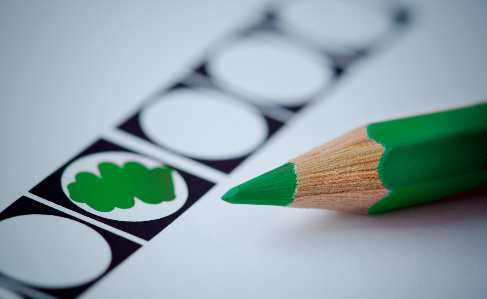 Groen stemmen