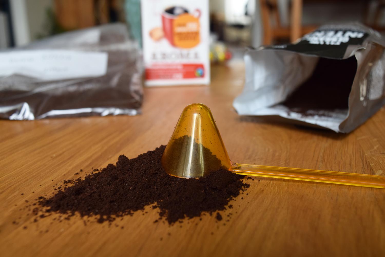 koffie invriezen