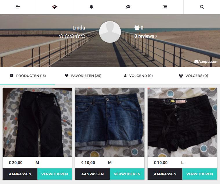 Internetwinkel Kleding.Getest Vijf Platforms Om Online Kleding Te Ver Kopen Zaailingen