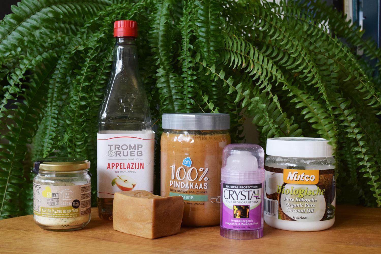 palmolievrije producten