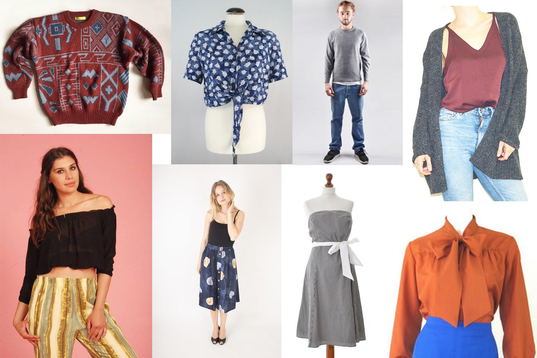 86c88aa02e4f47 Tweedehands en vintage kleding koop je in deze webshops - Zaailingen