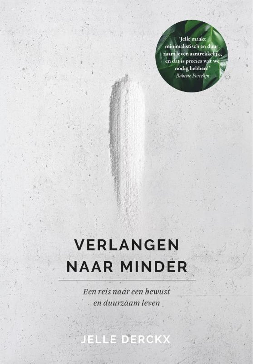 vier boeken over minimalisme en ont spullen zaailingen